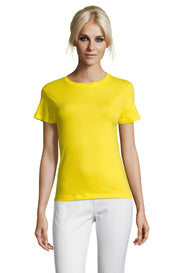 LEMON Graphic T-Shirt - Front - ULTRABASIC