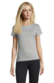PURE GREY Graphic T-Shirt - Front - ULTRABASIC