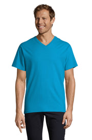 AQUA Graphic T-Shirt - Front - ULTRABASIC