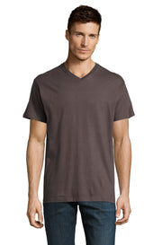 DARK GREY Graphic T-Shirt - Front - ULTRABASIC