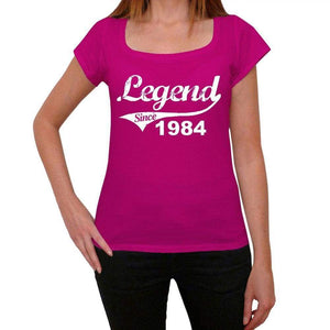 1984, Women's Short Sleeve Round Neck T-shirt 00129 - ultrabasic-com