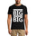 ULTRABASIC Graphic Men's T-Shirt Expect Big Receive Big - Motivation