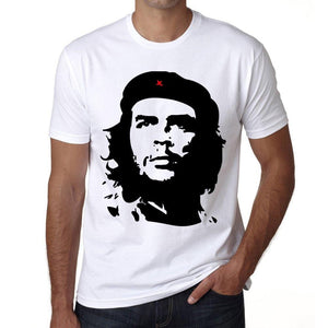 One in the City Che Guevara Black t Shirt pour Homme t Shirt Homme