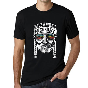 Graphic Unisex Have A Willie Nice Day T-Shirt Love USA Cute Tops