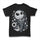 ULTRABASIC Men's T-Shirt Pumpkin King of Halloween Town - Movie Character jack skellington sally incubus skeleton clothing boogie nights nightmare before christmas cristmas matching couple skeloton howloween men glow in the dark clothes skull kids boys toddler 4t true story children friday night lights family adult