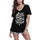 ULTRABASIC Women's T-Shirt All Those Memories Will Be Lost - Slogan Graphic Tee