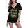 ULTRABASIC Women's T-Shirt Creativity is Magical - Creative Artist Slogan Tee