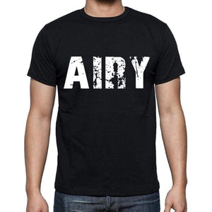 Airy Mens Short Sleeve Round Neck T-Shirt 00016 - Casual