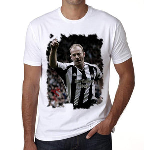 Alan Shearer T-Shirt For Mens Short Sleeve Cotton Tshirt Men T Shirt 00034 - T-Shirt