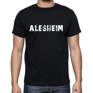 Alesheim Mens Short Sleeve Round Neck T-Shirt 00003 - Casual