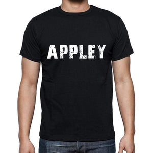Appley Mens Short Sleeve Round Neck T-Shirt 00004 - Casual