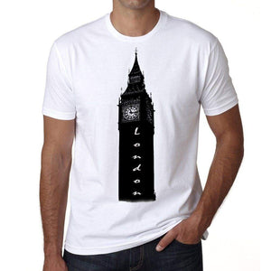Big Ben T Shirts Men Short Sleeve T-Shirt T Shirt Cotton Tee Shirt For Mens 00182 - T-Shirt