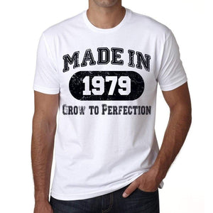'Birthday Gift Made 1979 T-shirt, Gift T shirt, <span>Men's</span> tee - ULTRABASIC