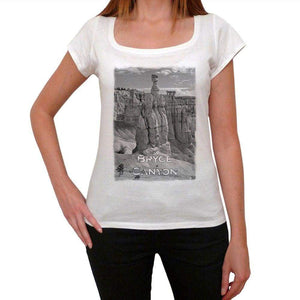 Bryce Canyon Womens Short Sleeve Round Neck T-Shirt 00111