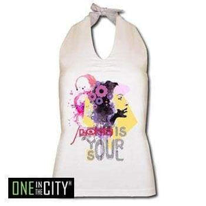 Camilla: Womens Top One In The City 00273