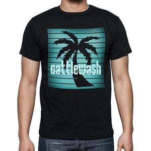 Cattlewash Beach Holidays In Cattlewash Beach T Shirts Mens Short Sleeve Round Neck T-Shirt 00028 - T-Shirt