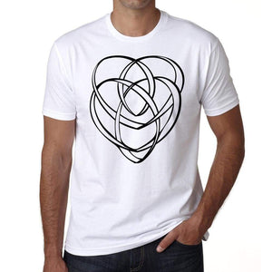 Celtic Motherhood Knot Tatto T-Shirt For Men T Shirt Gift - T-Shirt