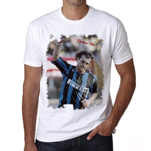 Christian Vieri Mens T-Shirt One In The City