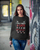 ULTRABASIC Women's Sweatshirt I Only Want Cats Don't Judge Me - Funny Cat Kitty Lover Sweater