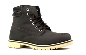 Bartium High Top Boot Brown-Shoes-Ultrabasic