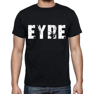 Eyre Mens Short Sleeve Round Neck T-Shirt 00016 - Casual