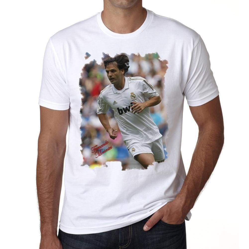 Fernando Morientes Mens T-Shirt One In The City