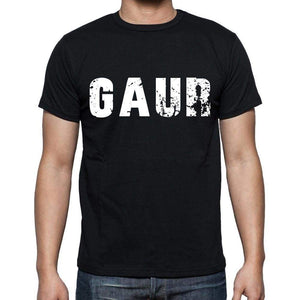 Gaur Mens Short Sleeve Round Neck T-Shirt 00016 - Casual