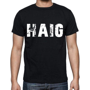 Haig Mens Short Sleeve Round Neck T-Shirt 00016 - Casual