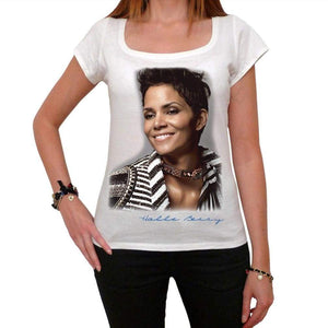Halle Berry Womens T-Shirt Picture Celebrity 00038