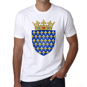House Of Capet Mens Short Sleeve Round Neck T-Shirt 00170