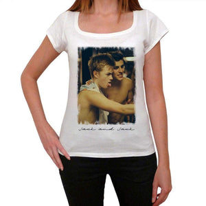 Jack And Jack 2 T-Shirt For Women T Shirt Gift 00254 - T-Shirt