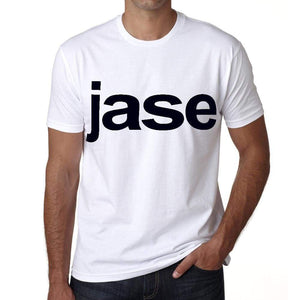 Jase Tshirt Mens Short Sleeve Round Neck T-Shirt 00050
