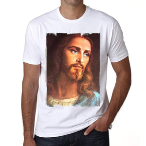 Jesus Christ Handsome H Mens T-Shirt One In The City
