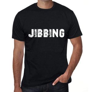 jibbing Mens T shirt Black Birthday Gift 00555 - ULTRABASIC