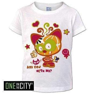 Kids T-Shirt One In The City Chouchou Short Sleeve