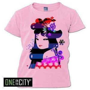 Kids T-Shirt One In The City Nikita Short Sleeve