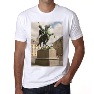Lasalle Monument Chateau De Luneville 1 Mens Short Sleeve Round Neck T-Shirt 00170