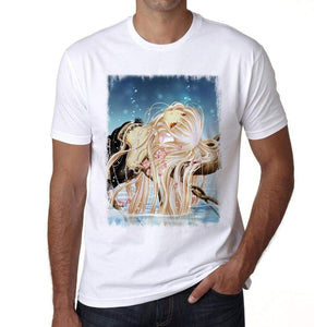 Manga Girl Tree Over The Water T-Shirt For Men T Shirt Gift 00089 - T-Shirt