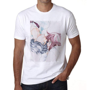 Manga Love Couple T-Shirt For Men T Shirt Gift 00089 - T-Shirt