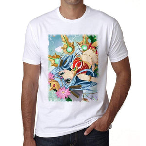 Manga Puzzle And Dragons T-Shirt For Men T Shirt Gift 00089 - T-Shirt