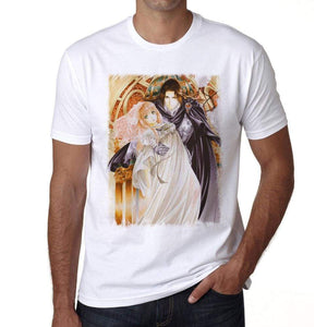 Manga Wedding T-Shirt For Men T Shirt Gift 00048 00089 - T-Shirt