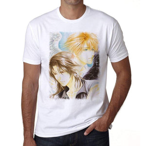 Manga With Wings T-Shirt For Men T Shirt Gift 00089 - T-Shirt