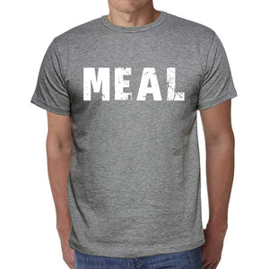 Meal Mens Short Sleeve Round Neck T-Shirt 00039 - Casual