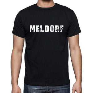 Meldorf Mens Short Sleeve Round Neck T-Shirt 00003 - Casual