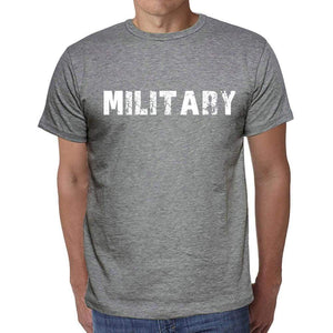 Military Mens Short Sleeve Round Neck T-Shirt 00035 - Casual