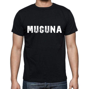 Mucuna Mens Short Sleeve Round Neck T-Shirt 00004 - Casual