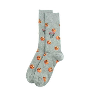 Creative Food Animal Socks Combed Cotton Funny Socks Men Novelty Design Plane Dinosaur Crew Skateboard Socks Calcetines Hombre
