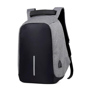 Anti-theft Bag Men Laptop Rucksack Travel Backpack Women Large Capacity Business USB Charge College Student School Shoulder Bags-Bag-Ultrabasic