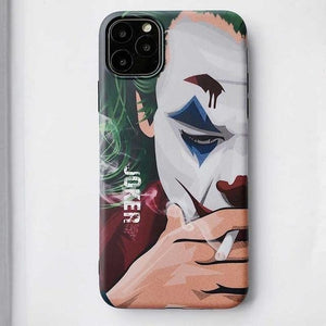 Joker Soft TPU Case For iPhone 11 Pro MAX XR X Case Silicone Case for iPhone XS Max 7 Plus 8 Plus 7Plus Phone Cover Capa