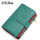 XDBOLO Women's Wallet Short Women Coin Purse Fashion Wallets For Woman Card Holder Ladies Wallet Female Hasp Clutch For Girl